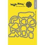 Waffle Flower Crafts - Craft Die - Hello Stampurr