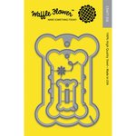 Waffle Flower Crafts - Craft Die - Floss Bobbins