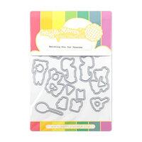 Waffle Flower Crafts - Matching Die - Pawsome