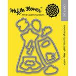 Waffle Flower Crafts - Matching Die - Heatwave