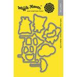 Waffle Flower Crafts - Matching Die - Get Well Soon