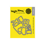 Waffle Flower Crafts - Matching Die - Gift Wrapper