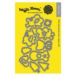 Waffle Flower Crafts - Matching Die - Cold Hands