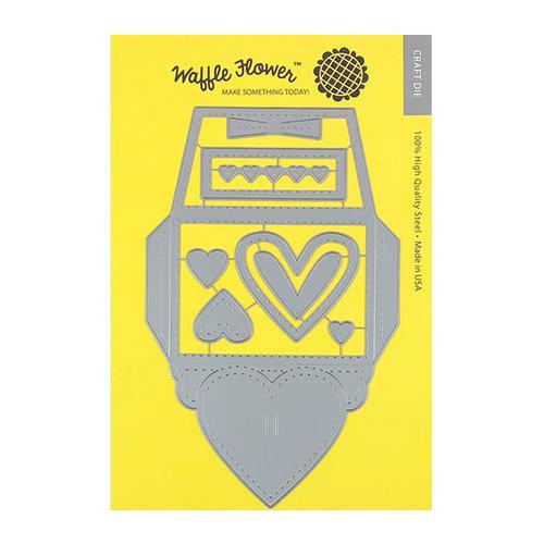 Waffle Flower Crafts - Craft Die - Love Notes