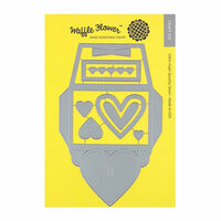 Waffle Flower Crafts - Craft Die - Love Notes