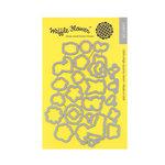 Waffle Flower Crafts - Matching Die - Wish