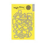 Waffle Flower Crafts - Matching Die - Pencil In