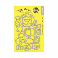 Waffle Flower Crafts - Matching Die - Hoppy