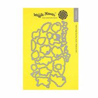 Waffle Flower Crafts - Matching Die - Jungle Birthday