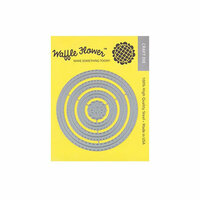 Waffle Flower Crafts - Craft Die - Nesting Circles 2