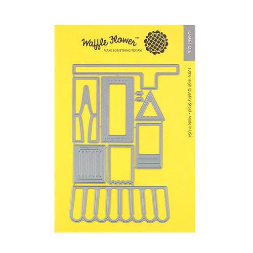 Waffle Flower Crafts - Craft Die - Apartment Builder