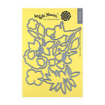 Waffle Flower Crafts - Matching Die - Bouquet Builder 1
