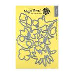 Waffle Flower Crafts - Matching Die - Bouquet Builder 1