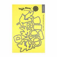 Waffle Flower Crafts - Matching Die - Spice Garden