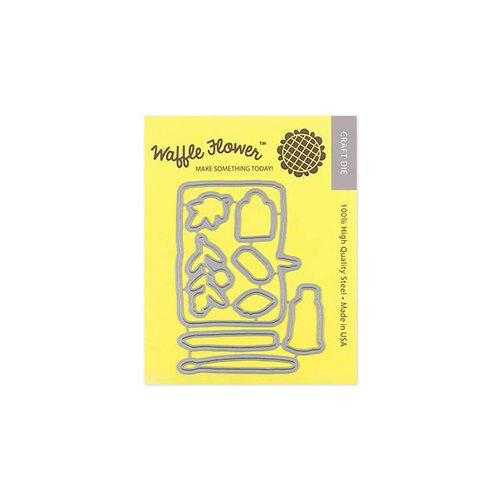 Waffle Flower Crafts - Matching Die - Sketch Book