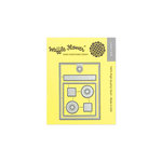 Waffle Flower Crafts - Craft Die - Swatch Tag