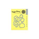 Waffle Flower Crafts - Matching Die - Stitched Harvest