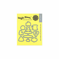 Waffle Flower Crafts - Matching Die - Sweet Treats