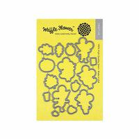 Waffle Flower Crafts - Matching Die - Hello Pumpkin