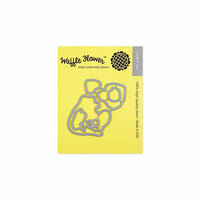 Waffle Flower Crafts - Matching Die - Cookie Love