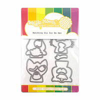 Waffle Flower Crafts - Matching Die - Be Her