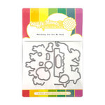 Waffle Flower Crafts - Matching Die - We Herd