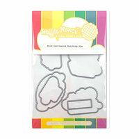 Waffle Flower Crafts - Craft Die - Bold Sentiments