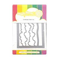 Waffle Flower Crafts - Craft Die - Cloudscape Panel