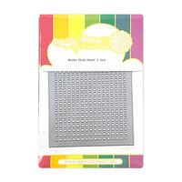 Waffle Flower Crafts - Craft Die - Micro Grid Panel 1