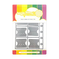 Waffle Flower Crafts - Dies - Color Combos A2 Panel Die