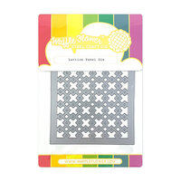 Waffle Flower Crafts - Craft Die - Lattice Panel Die