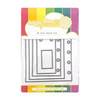 Waffle Flower Crafts - Dies - A2 Disc Bound Die