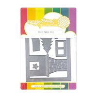 Waffle Flower Crafts - Craft Die - Cozy Cabin