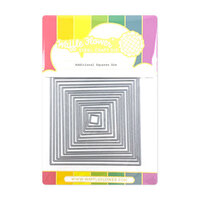Waffle Flower Crafts - Stand Alone Craft Die - Additional Squares