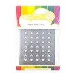Waffle Flower Crafts - Craft Die - Stars Panel