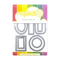 Waffle Flower Crafts - Craft Die - Classic Frames