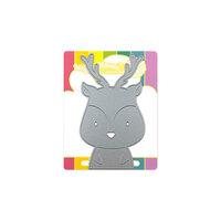 Waffle Flower Crafts - Craft Die - Be a Reindeer