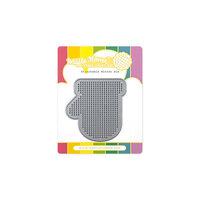 Waffle Flower Crafts - Dies - Stitchable mitten