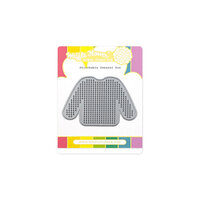Waffle Flower Crafts - Dies - Stitchable Sweater