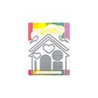 Waffle Flower Crafts - Craft Dies - House Outline