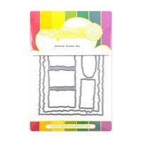 Waffle Flower Crafts - Craft Die - Deckled Frames