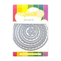 Waffle Flower Crafts - Hope Collection - Craft Dies - Lacy Circles