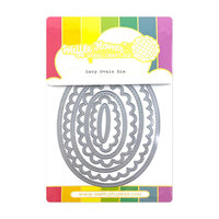 Waffle Flower Crafts - Hope Collection - Craft Dies - Lacy Ovals