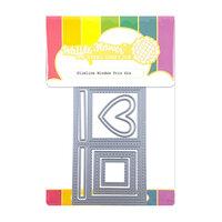 Waffle Flower Crafts - Craft Dies - Slimline - Window Trio