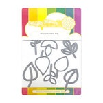 Waffle Flower Crafts - Hope Collection - Craft Dies - Spring Leaves
