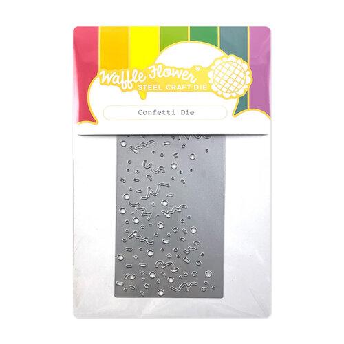 Waffle Flower Crafts - Craft Dies - Confetti