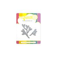 Waffle Flower Crafts - Christmas - Craft Dies - Mistletoe Branch