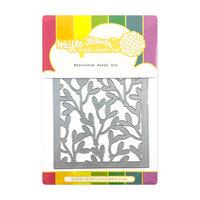 Waffle Flower Crafts - Christmas - Craft Dies - Mistletoe Panel