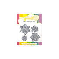 Waffle Flower Crafts - Craft Dies - Small Snowflakes