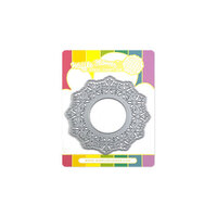 Waffle Flower Crafts - Craft Dies - Circle Snowflake Shaker